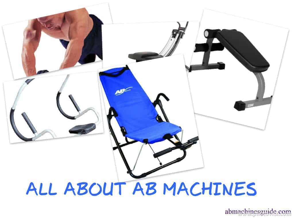 Abs Exercise Machines Amp Equipment All You Need To Know