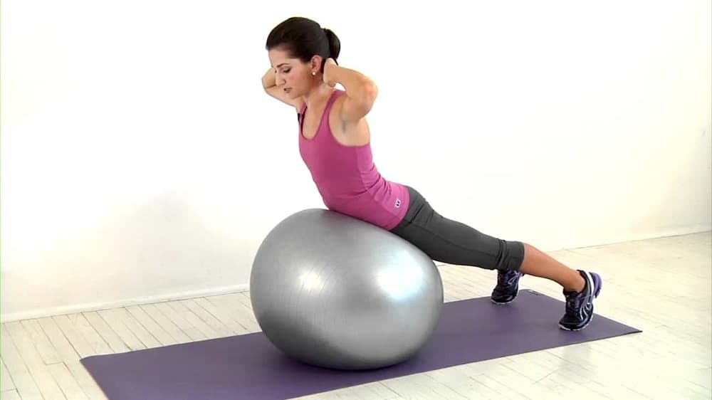 Proven Lower Back Exercises With Stability Ball For