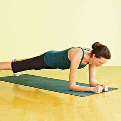 Huge List of Plank Exercise Variations and Routines