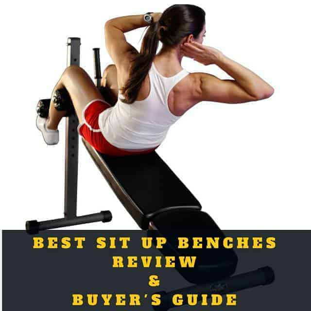 Best 8 Sit Up Bench Review Amp Buyer S Guide For Ab Benches