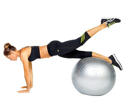 Ility Ball Ab Workout