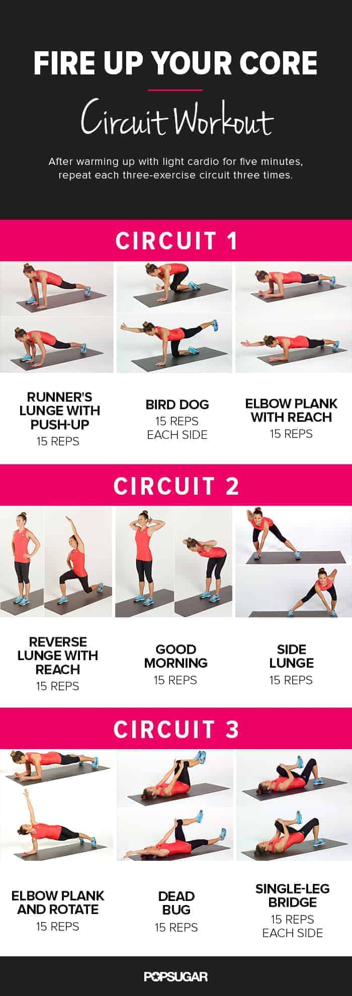 Top Core Workouts for Women at Home for Lean and Strong ...