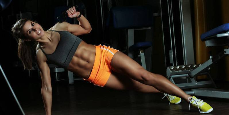 Gym Ab Workout For Women