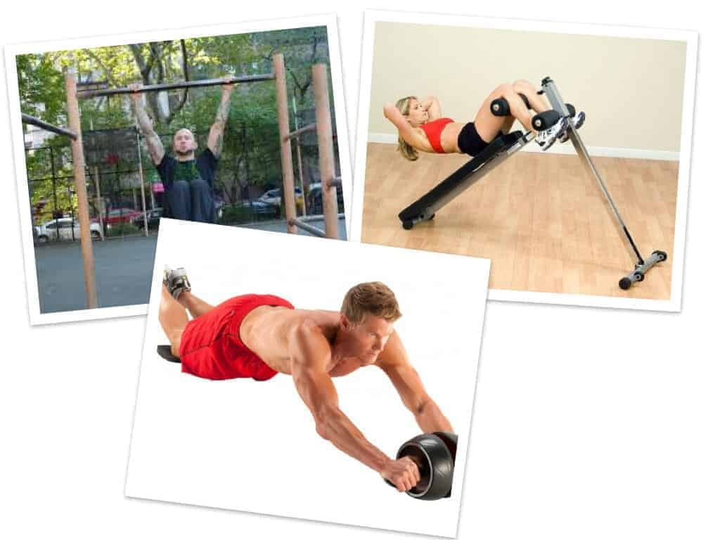 What is the best home fitness equipment for abs workout