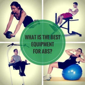 the perfect 5 exercise equipment for abs workouts
