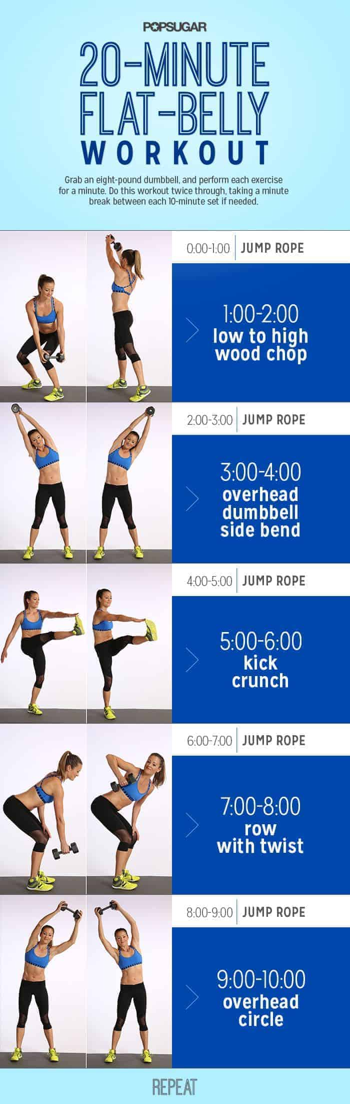 vertical ab workout
