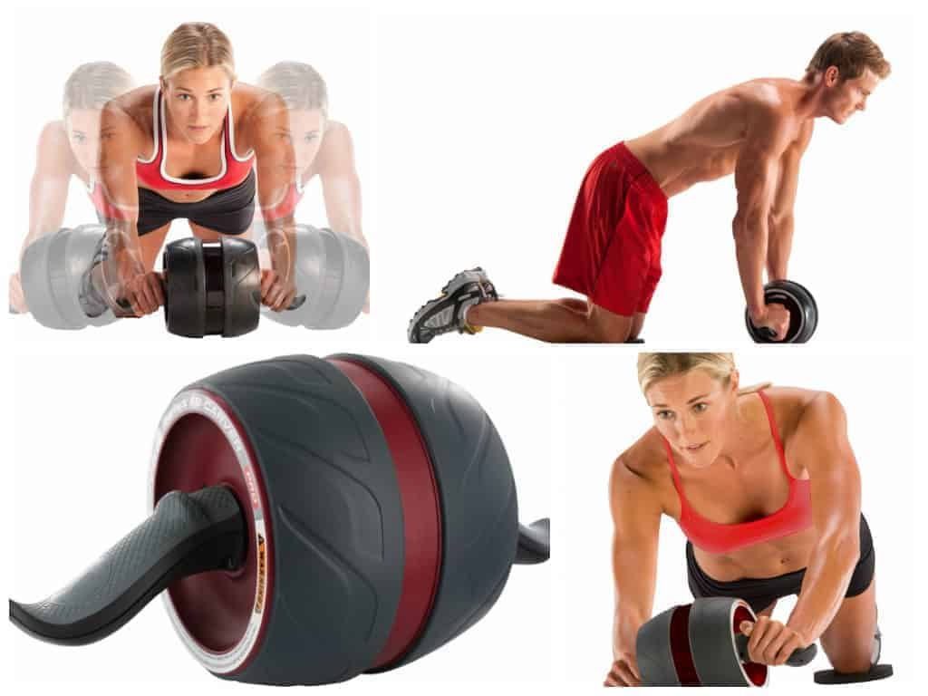 Fitness ab carver exerciser angle pro roller gym abdominal for Aparatos de ejercicio