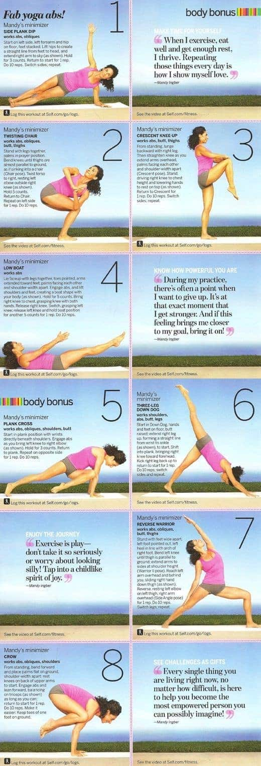 yoga-core-workout