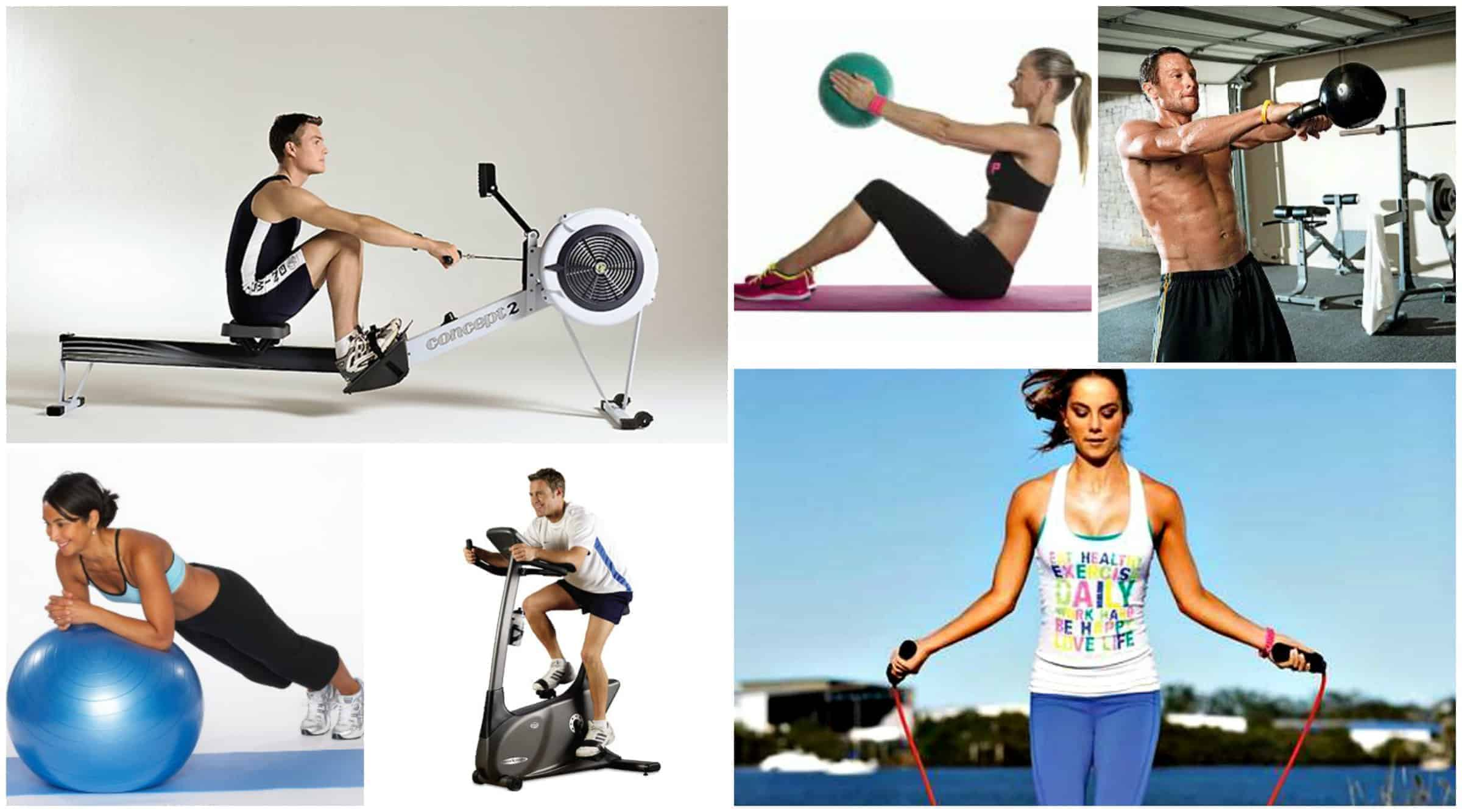 best home exercise equipment