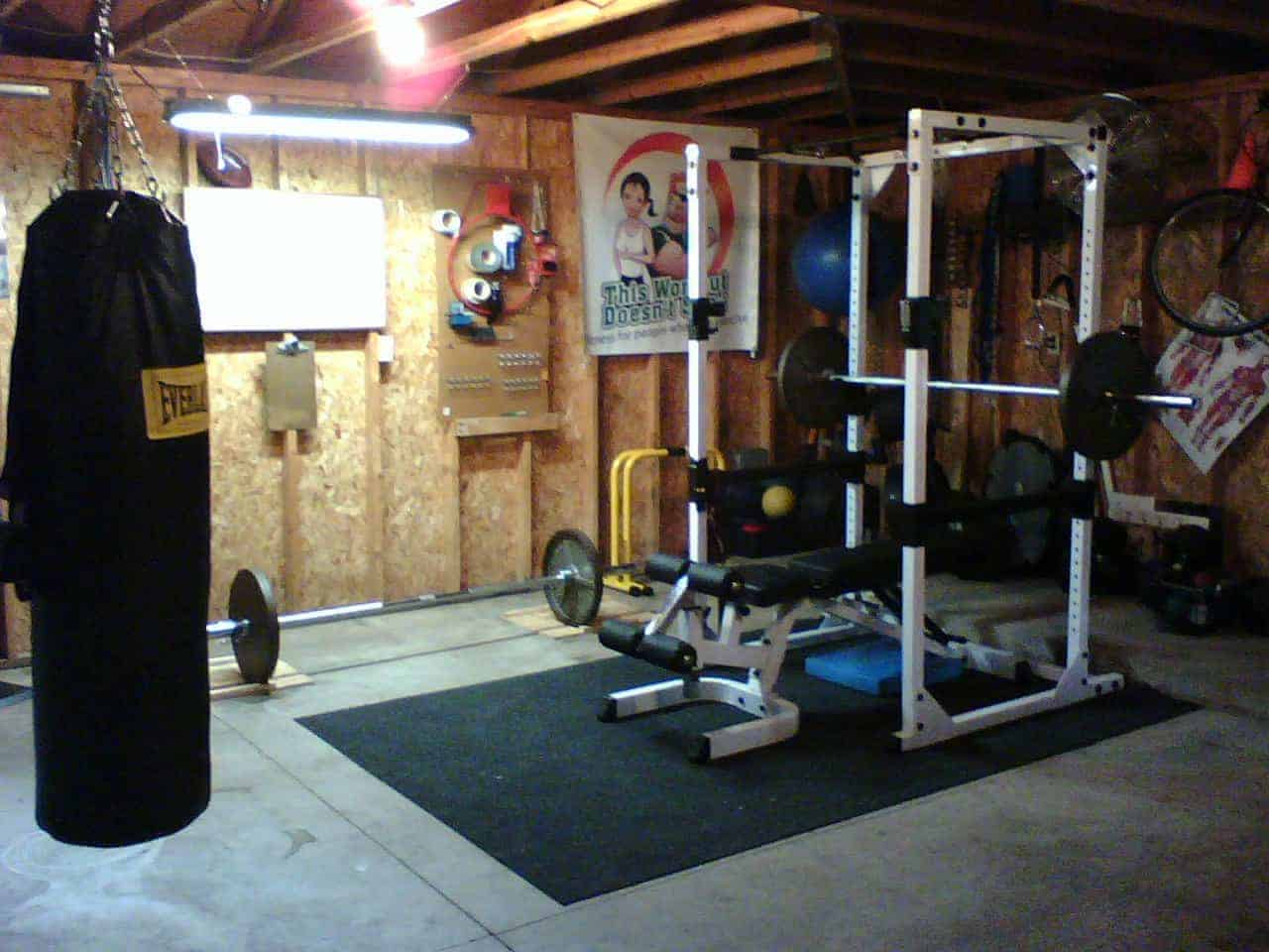 Benefits of home fitness equipment why i own home gym for Best home gym design ideas
