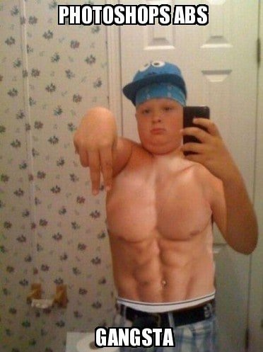 photoshops-abs-gangsta