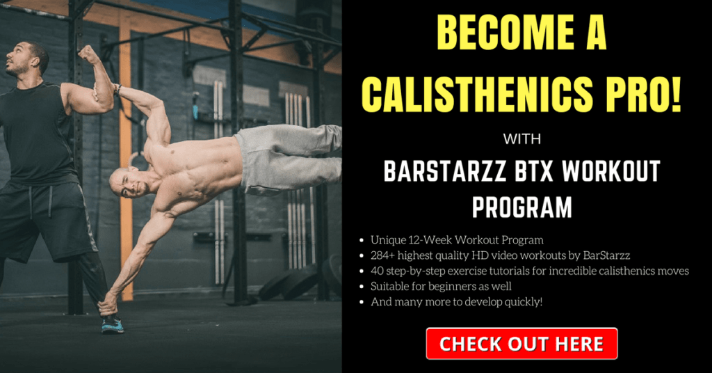 Huge Calisthenics Workout Routines Exercises List