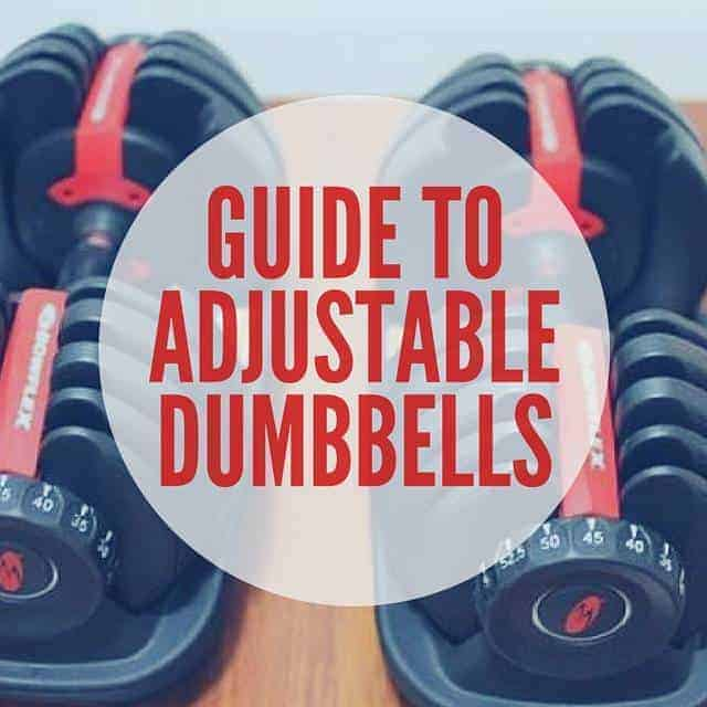 best adjustable dumbbells review