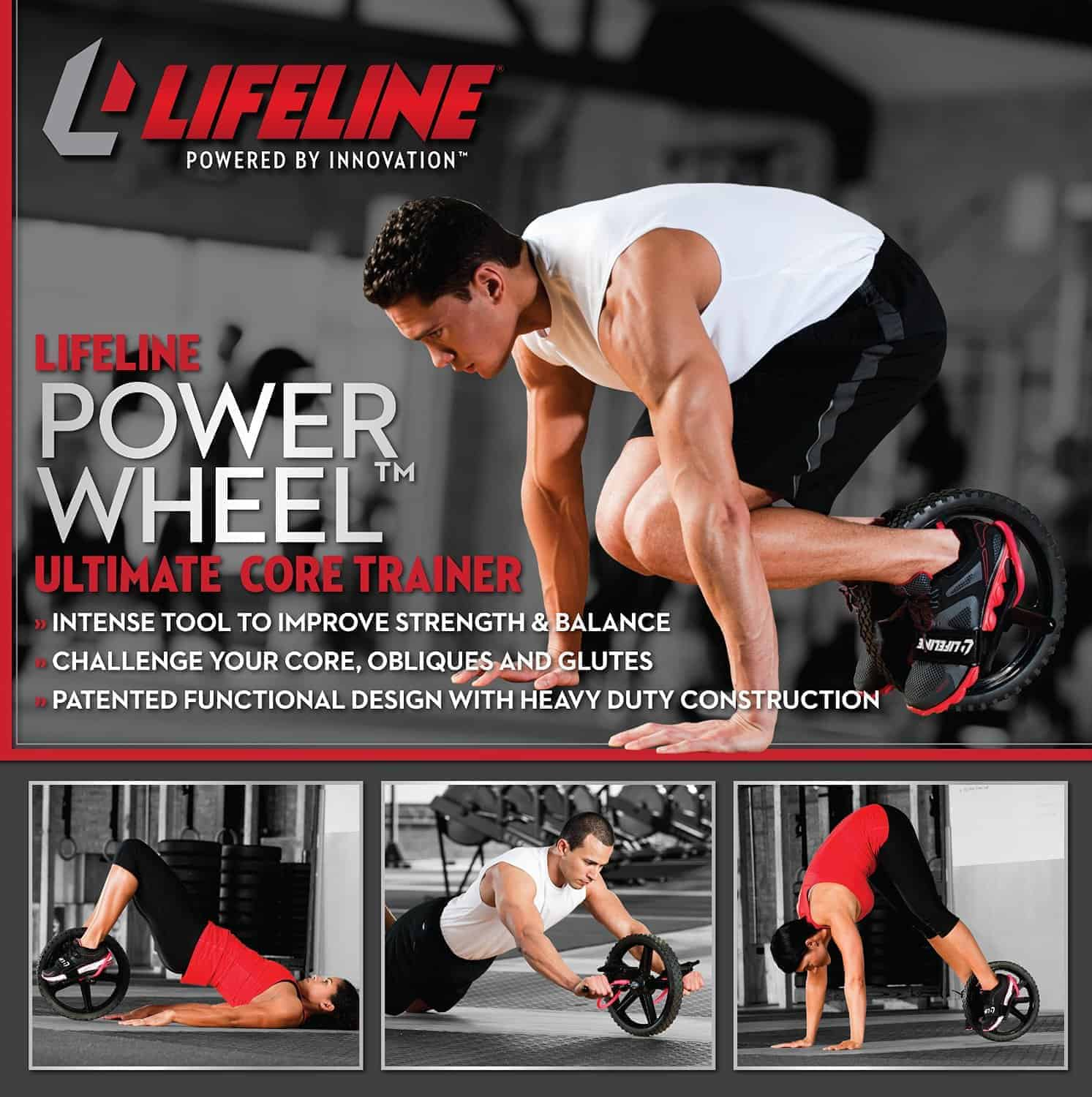 Guide Com: Honest Lifeline Power Wheel Review