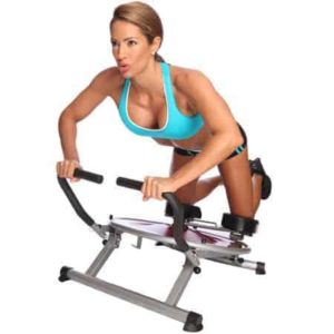 abdominal-exerciser-fitness-model