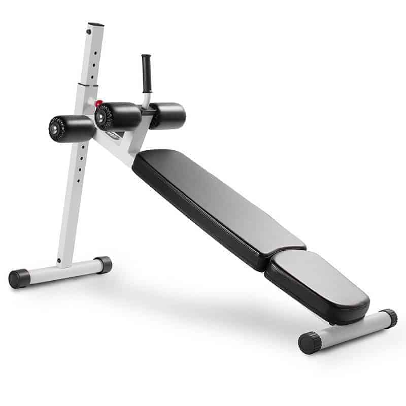 12 Position Adjule Ab Bench Xm 7608