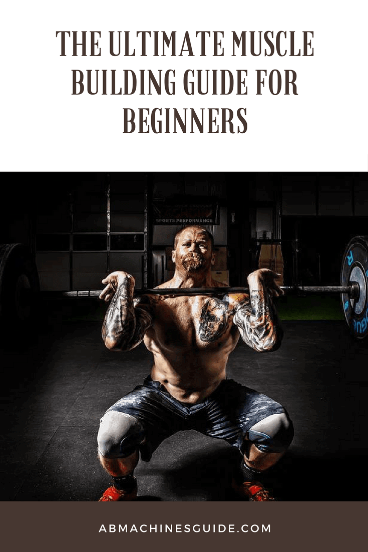 Do you want to start muscle building? Before running to the gym check out these proven tips for beginners to get a good start. #workout #muscles