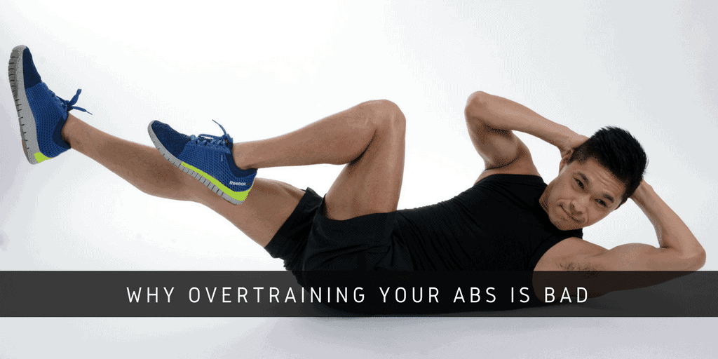 abs overtraining