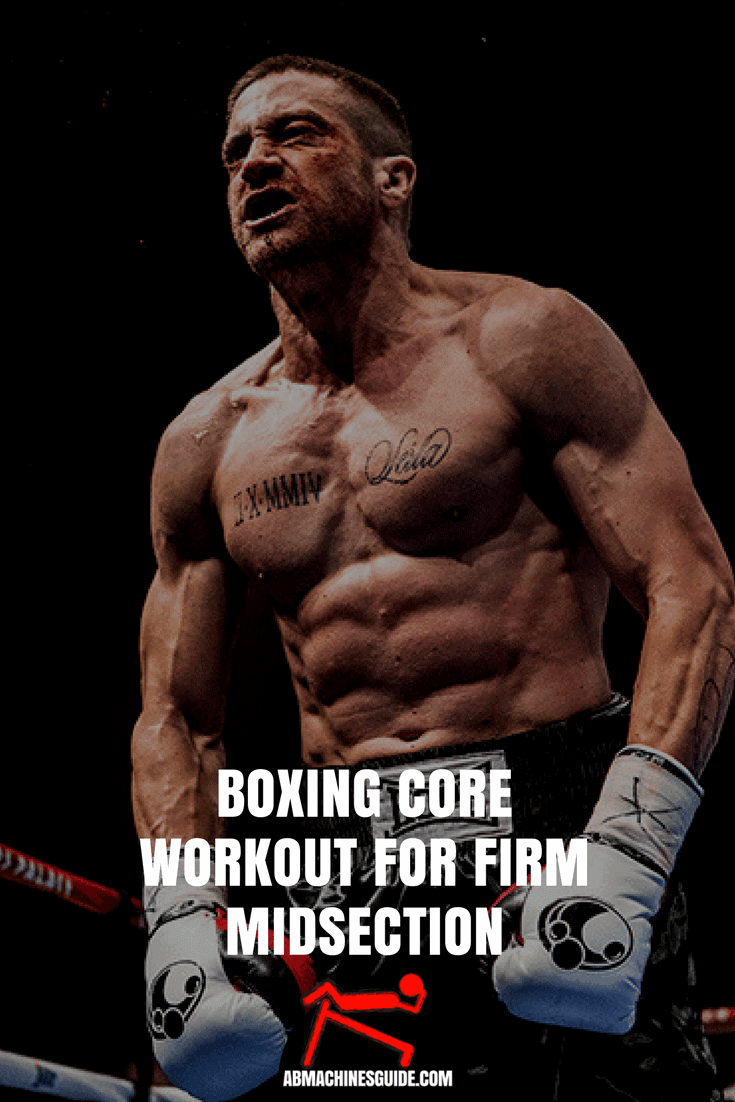 Check out Gennady Golovkin's ultra tough boxing core workout and learn how to create a similar training for firm midsection. #boxing #coreworkout
