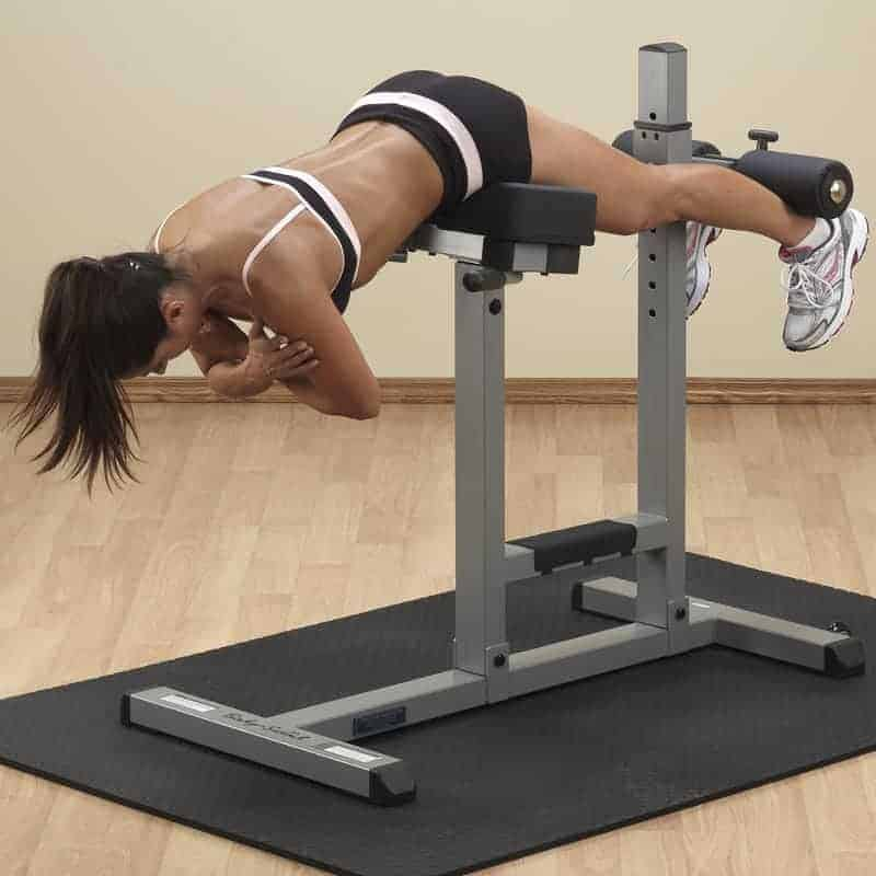 body solid back hyperextension
