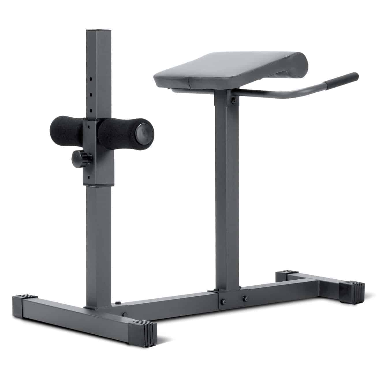 marcy hyperextension bench