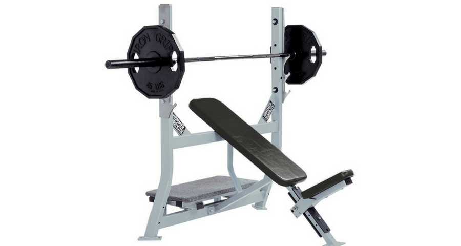 olympic workout bench
