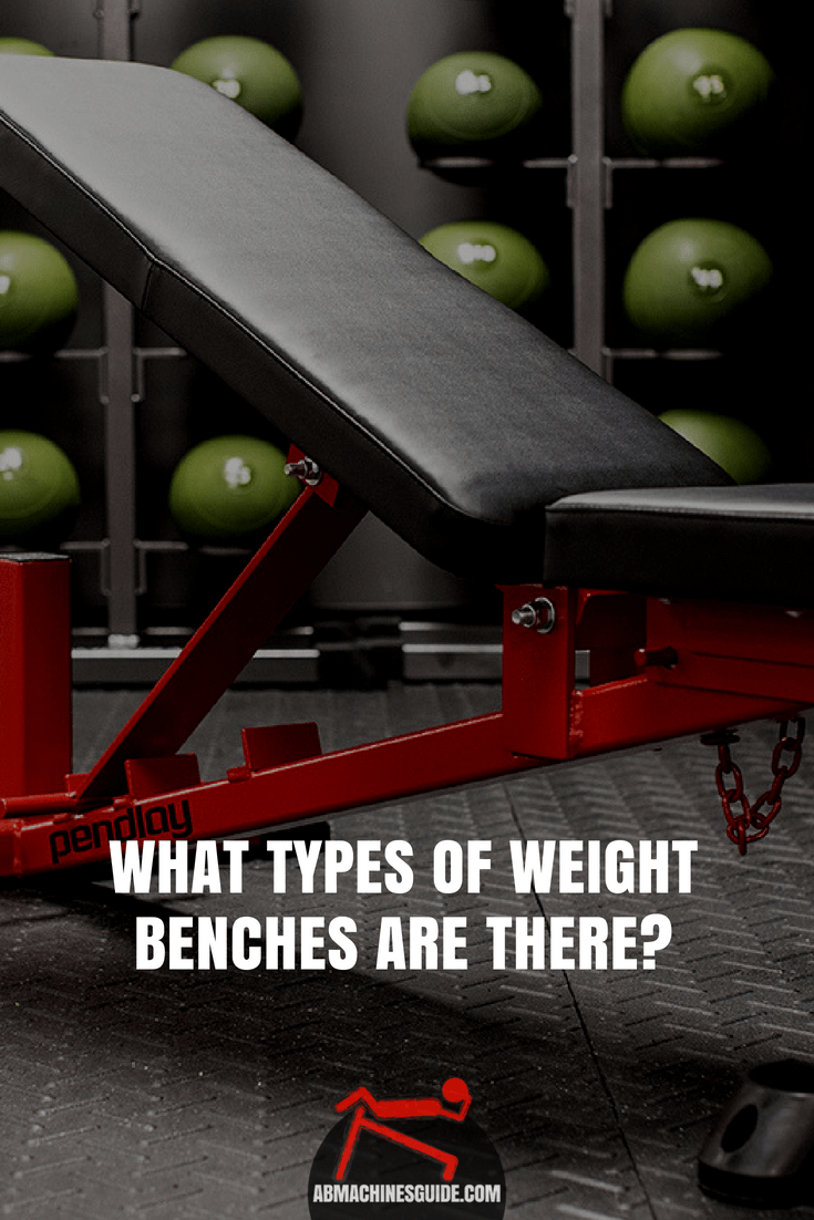 Learn what types of weight benches are available for a home gym. Check their pros and cons to know which is the most suitable for you. #weightbench #workout