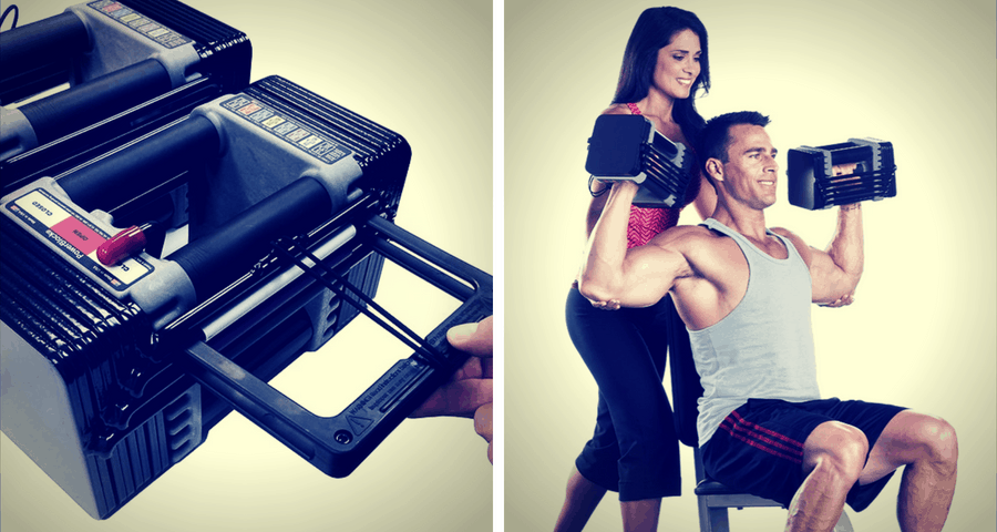 powerblock weight set