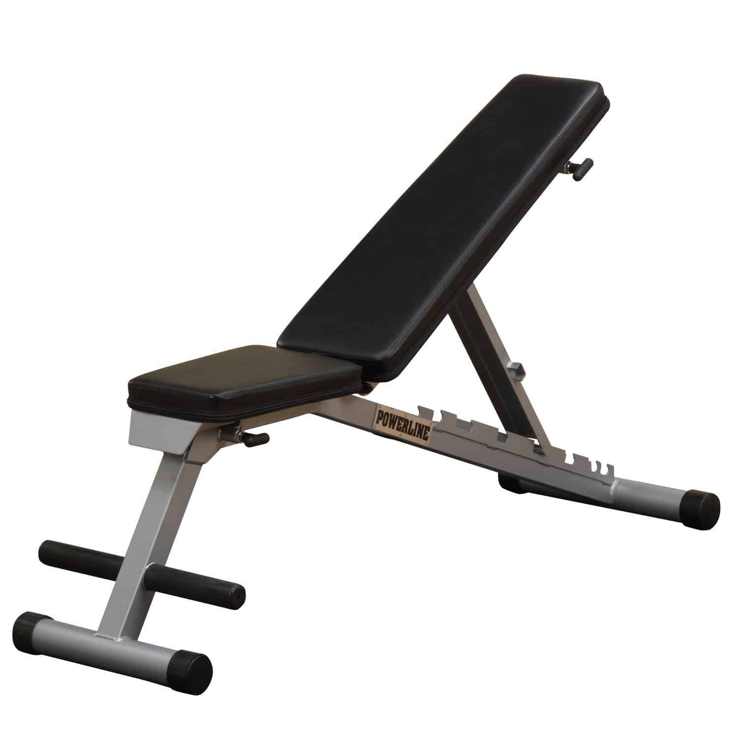 Powerline PFID125X Flat Incline Decline Folding Bench