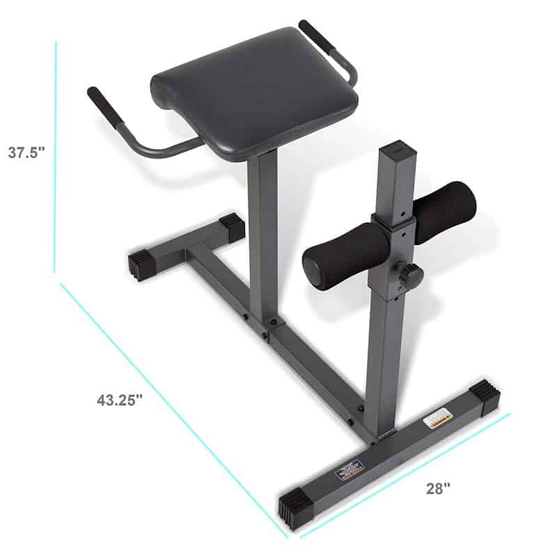Best Roman Chairs Amp Hyperextension Benches For Lower Back