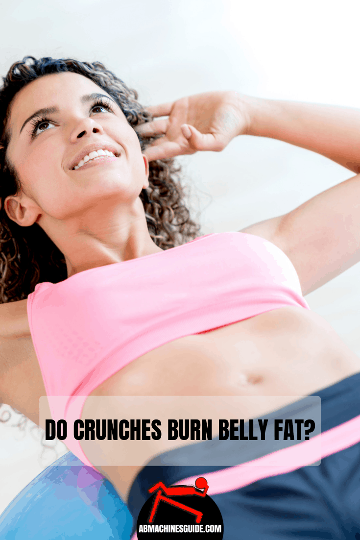 Learn if crunches help you burn belly fat, why do these exercises and find other useful tips on how to have effective abs workout. #absworkout #crunches