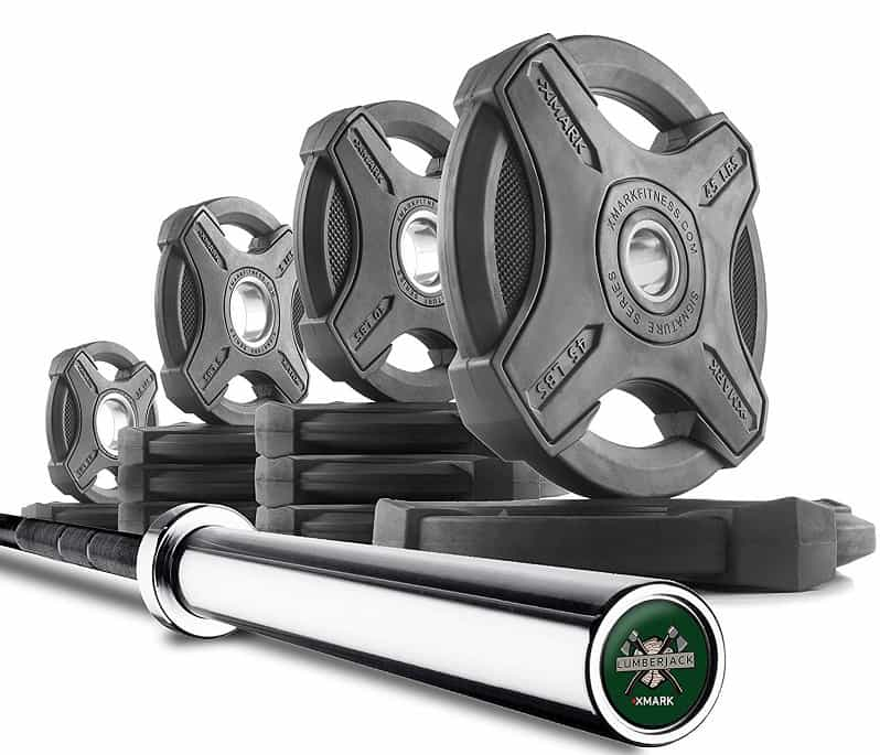 olympic weight plate set
