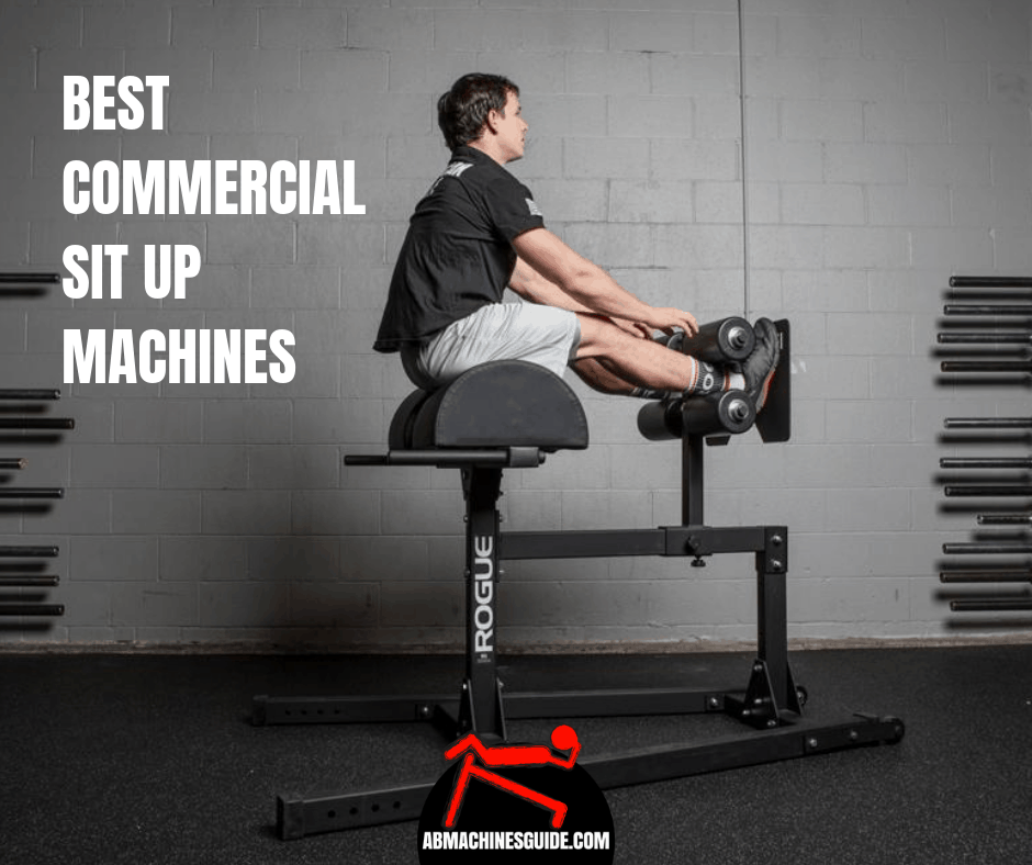 Check out 3 commercial sit up benches that are very durable and give perfect abs workout experience for everyone. #homegym #abworkout