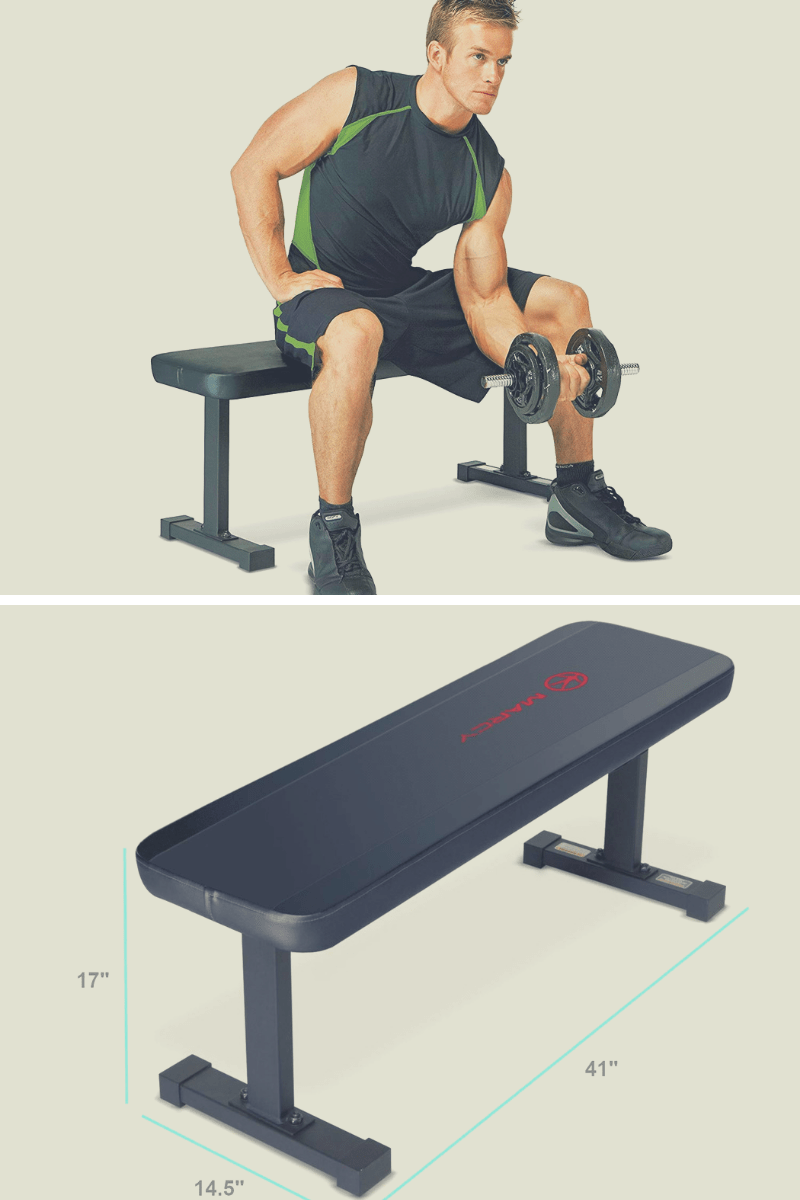 small bench press